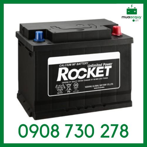 Bình Ắc Quy Rocket 45Ah NX100-S6LS