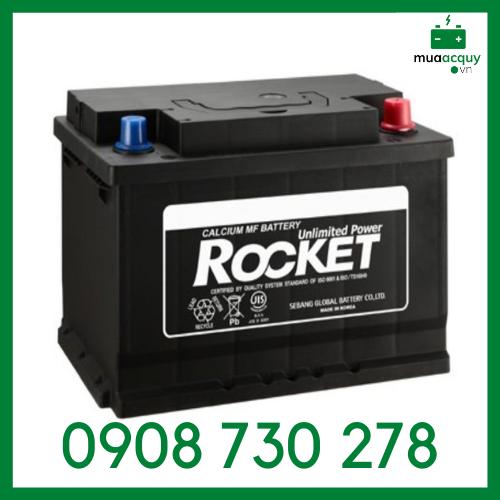 Bình ắc quy Rocket 55D23R/L