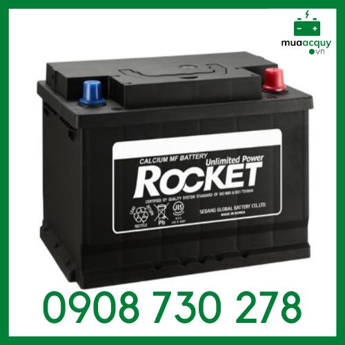 Ắc quy Rocket 115D31L/R