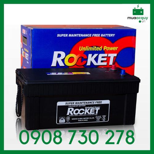 Ắc quy Rocket N150