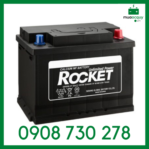 Ắc quy Rocket DIN 62