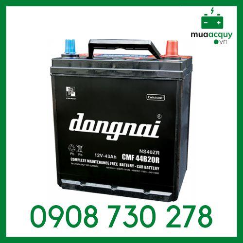Bình ắc quy Đồng Nai 12V 43Ah - CMF 44B20 (R/L)