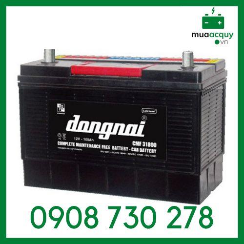 Ắc quy Đồng Nai CMF 31800 (12V-100Ah)